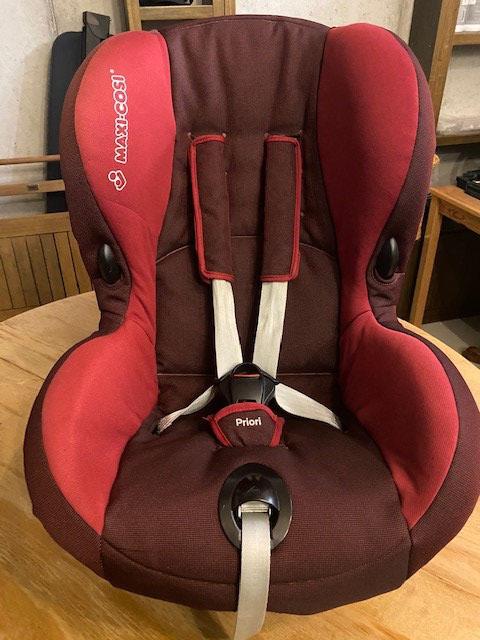 Kindersitz Klasse 1